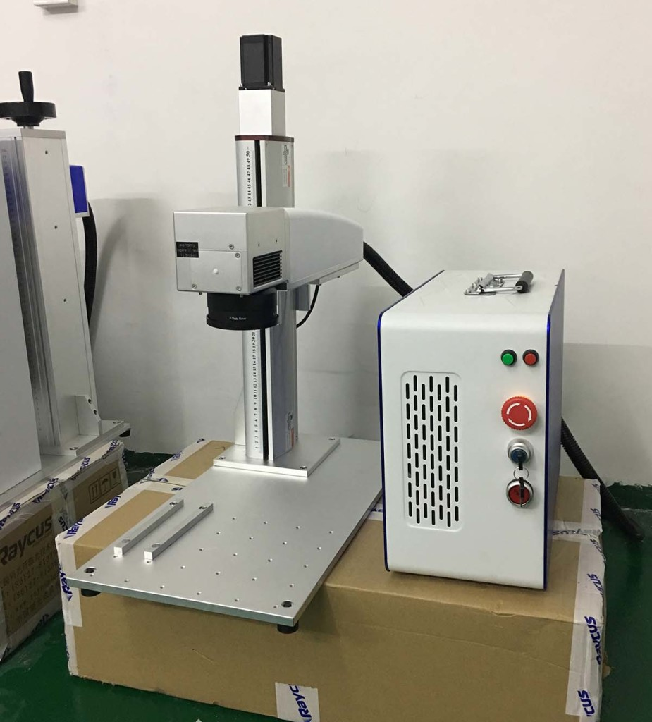 Desktop Fiber Laser Marking Machine Shenzhen Matlaser